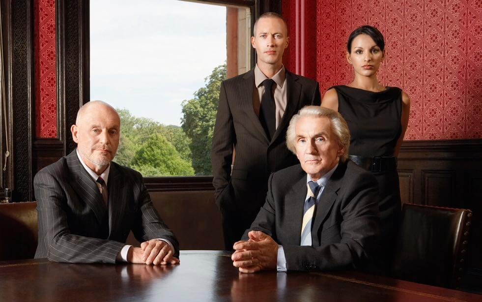 Barristers London People