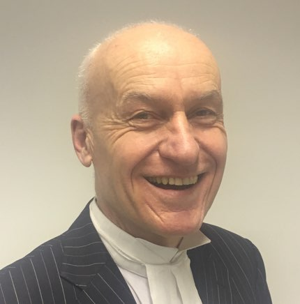 David Welch, London Barrister